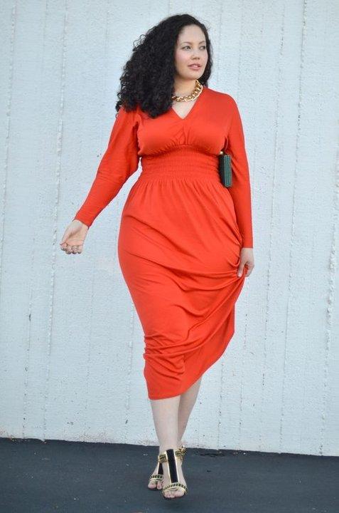 Что носить, если ты больше 46 размера? Лайфхаки по стилю для девушек плюс-сайз
