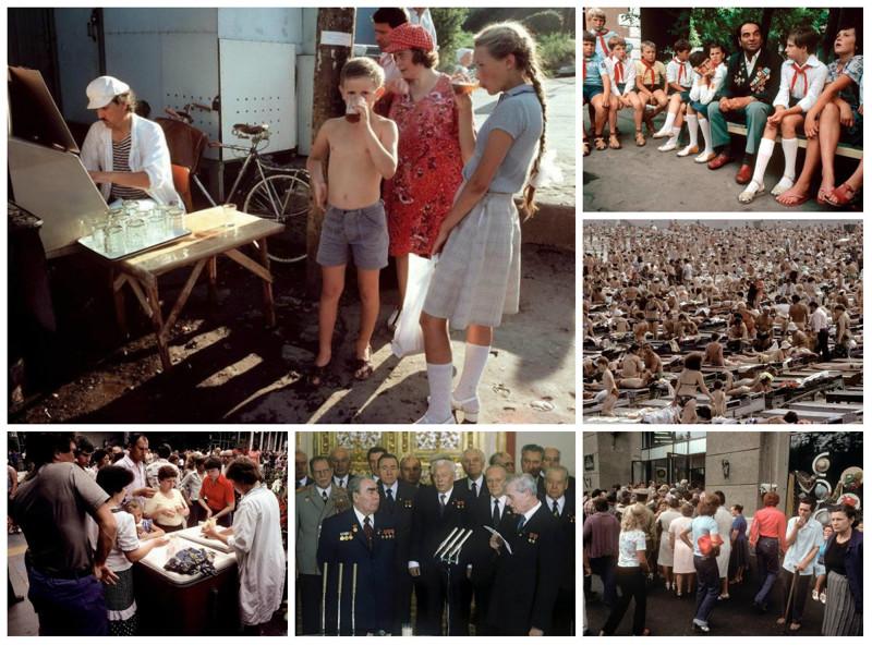 """Апогей """"застоя"""" - 1981 год (33 фото)"""