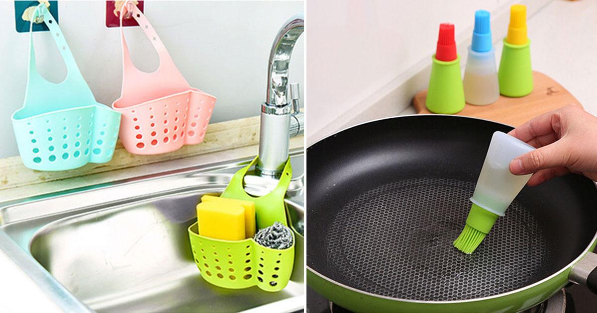 20 кухонных гаджетов, которые облегчат вам жизь и поднимут настроение