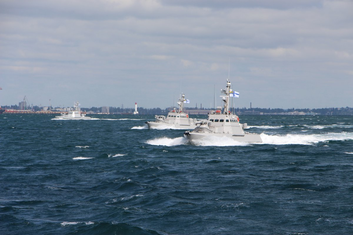 """Для ВМС Украины строится еще только один артиллерийский катер проекта """"Гюрза-М"""""""