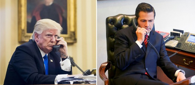 Президент США пригрозил отправить войска в Мексику