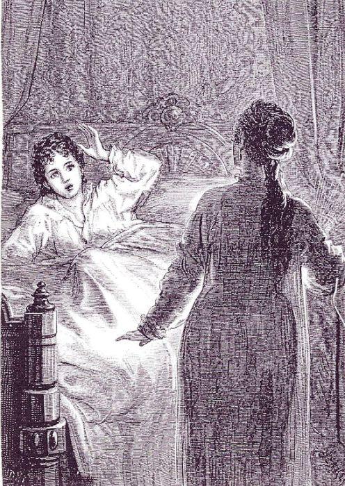«Кармилла» известна как первая лесбийская история про вампиров. | Фото: upload.wikimedia.org.