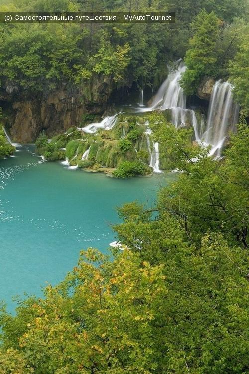 Плитвицкие озера в Хорватии - уникальный природный заповедник