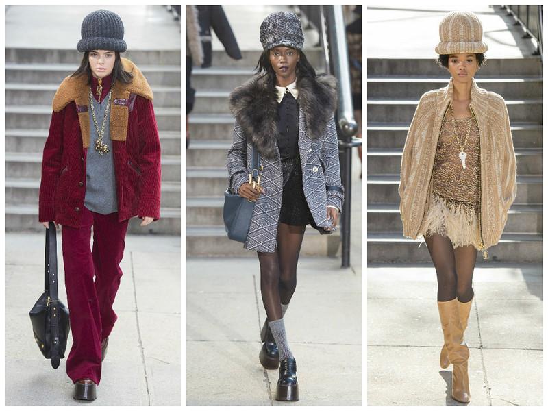 Нью-Йорк: Marc Jacobs осень-…