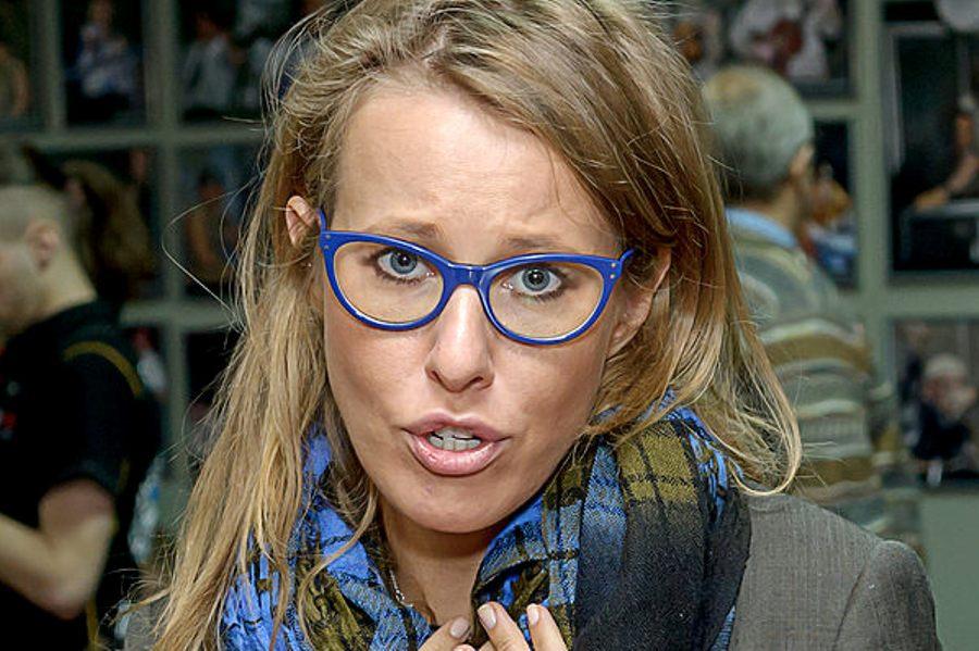 Железные нервы Ксении Собчак: в чем секрет?