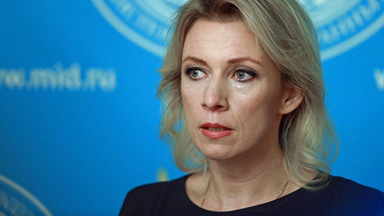 Захарова ответила Трампу, куда должны лететь его «умные» ракеты
