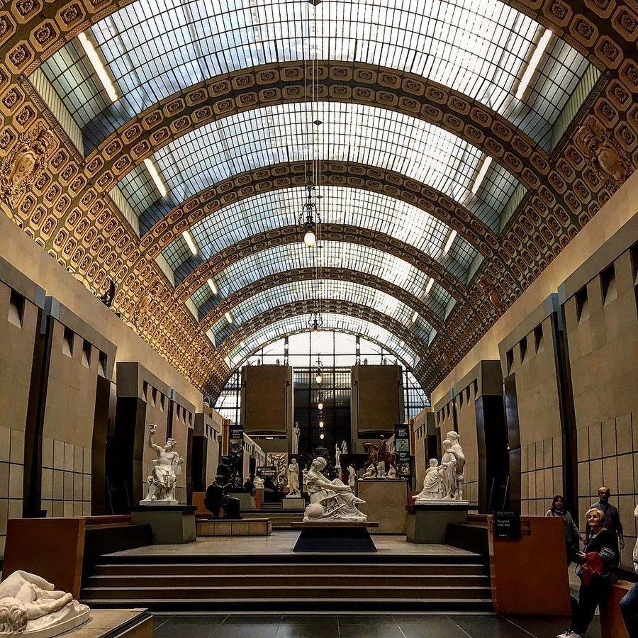 Музей Орсе (Париж, Франция)