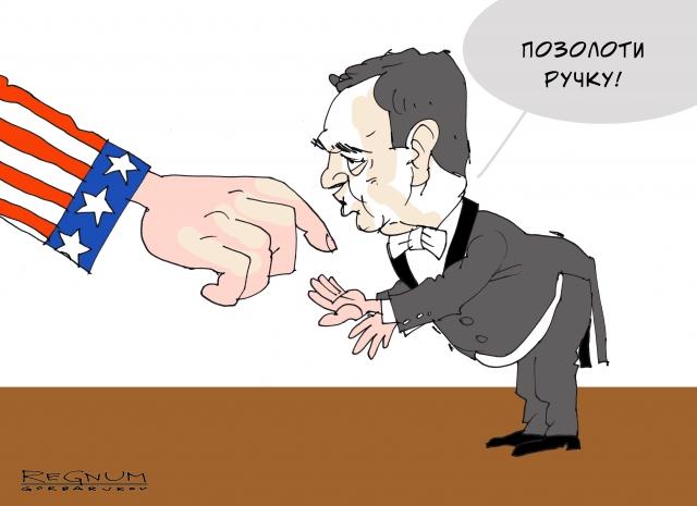 Роспуска рады не будет — «США не разрешили Порошенко»