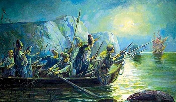 Разбойники русских морей