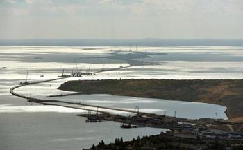 Строительство моста через Керченский пролив решено экранизировать
