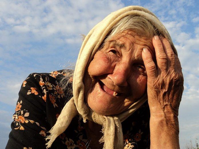 Бабуля очень удивила своей с…