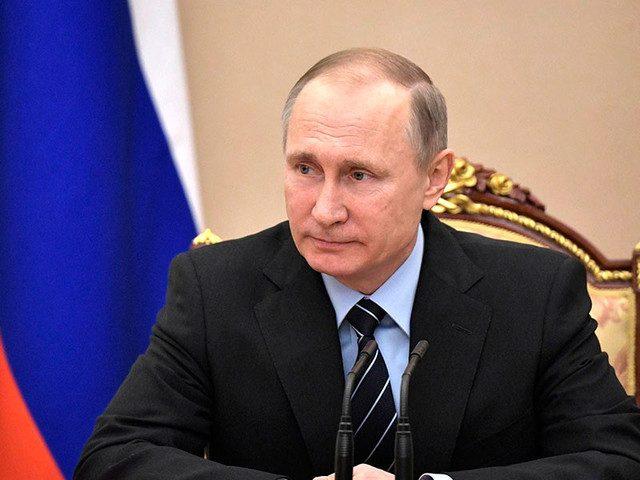Путин пригласил президента Ф…