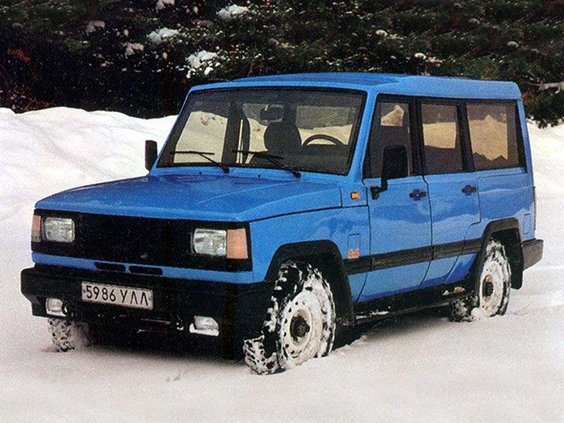 УАЗ-3172: нереализованная замена для «козлика»