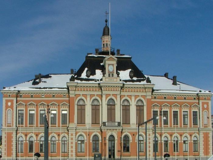 Архитектура в Хельсинки.