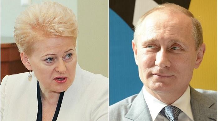 Россия прекратила переговоры с Литвой