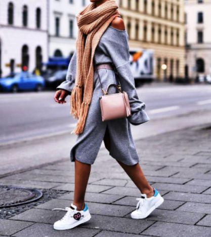 Стиль casual весной 2018 — 12 потрясающих образов уличной моды
