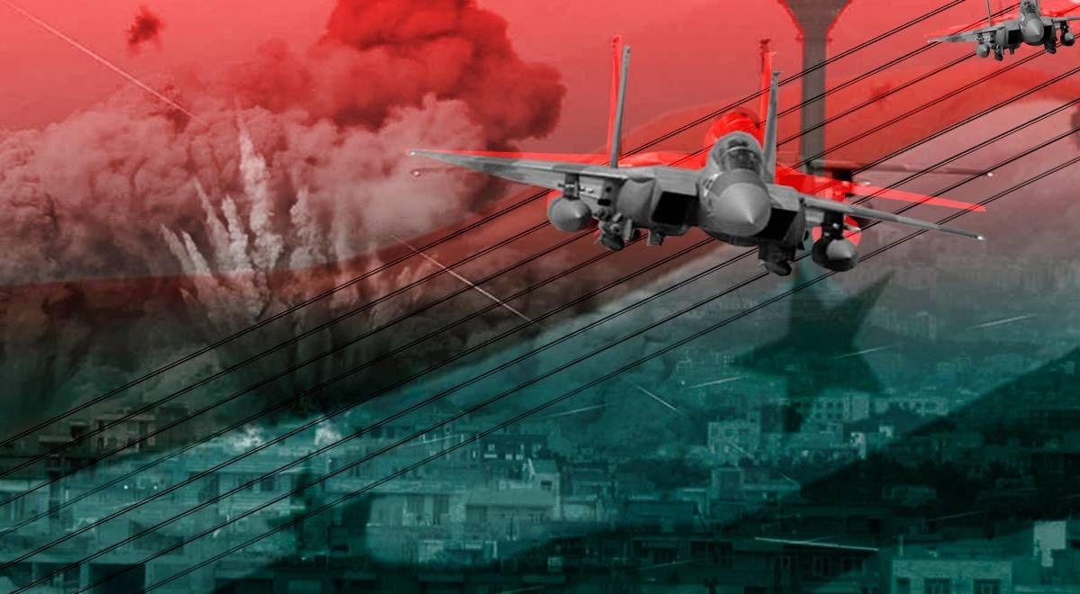 Уходя не уходи: американская коалиция ударила по мечети в Сирии