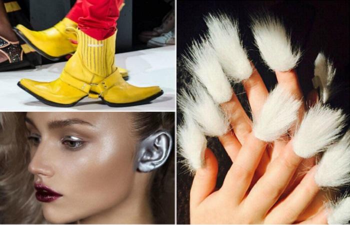 Сумасшедшие модные тренды уходящего года, которые отчаянно хочется забыть
