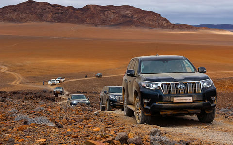 Toyota Land Cruiser Prado: о…