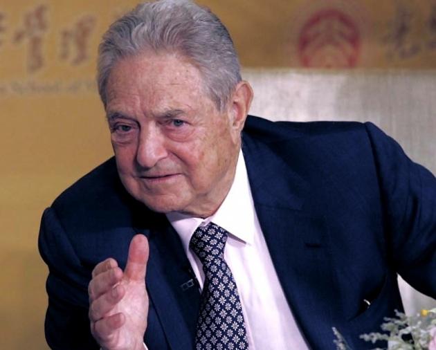 Раскрыта тайна биографии Сороса - спонсора всех революций и террора