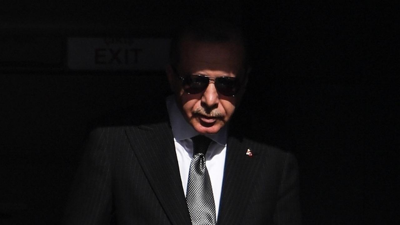 У Эрдогана не выдерживают нервы