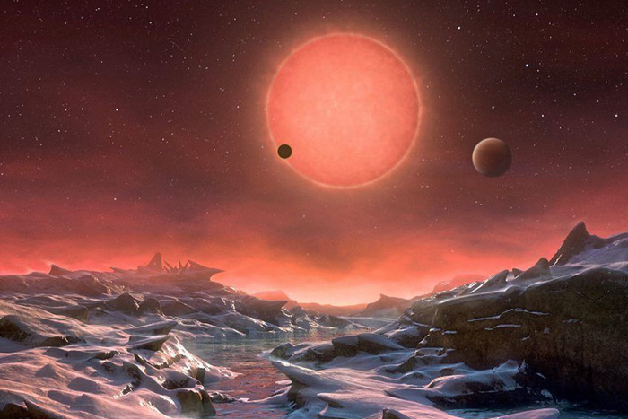 """Атмосферы, подобные земной, могут """"сдуваться"""" всего за миллион лет"""