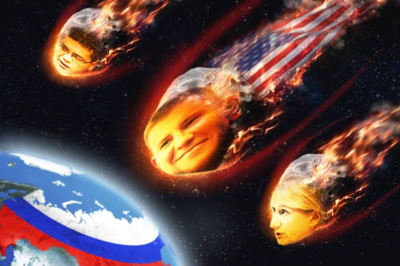 Иностранные агенты шуруют в России со времён Пушкина