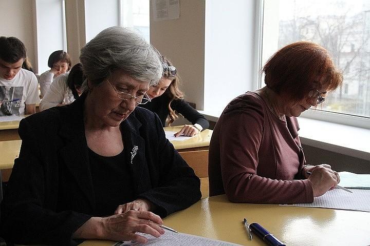 Жители Подмосковья напишут «Избирательный диктант»