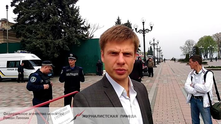 Неизвестные похитили заместителя главы фракции «Блок Петра Порошенко» Гончаренко