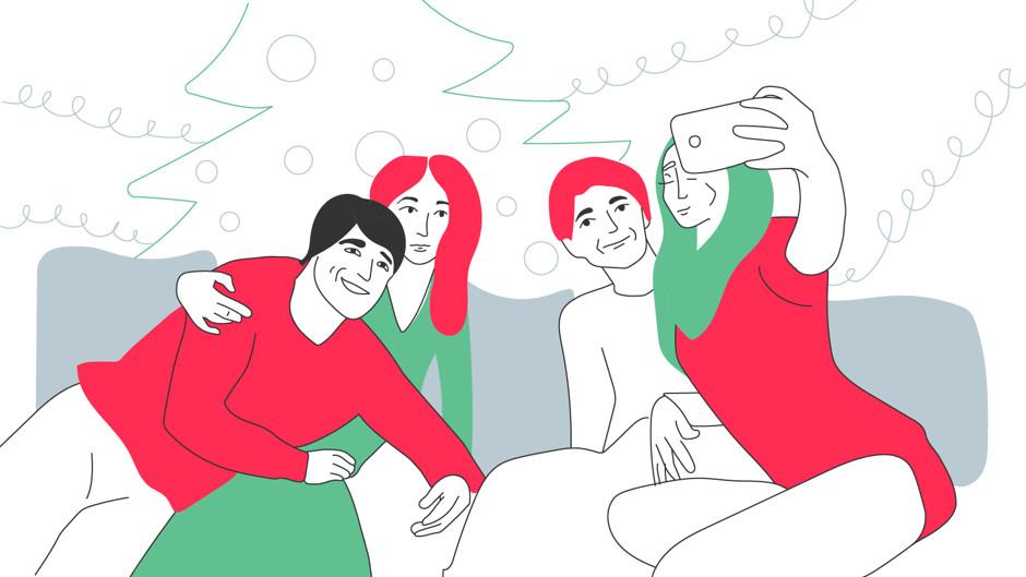 Идеальный Новый год: женская версия