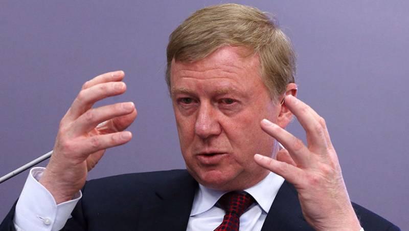 """Юрий Чайка рассказал, почему """"взялись"""" за """"Роснано"""""""