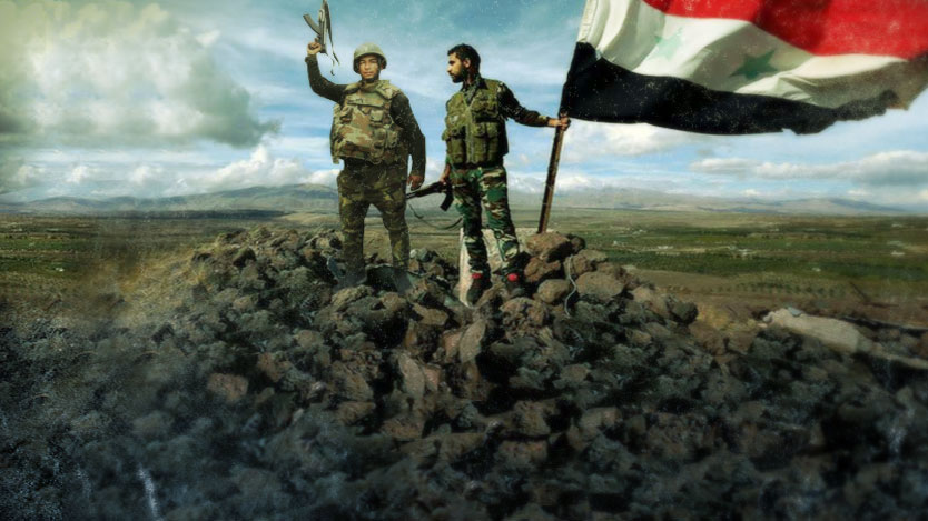 Более тысячи боевиков перешли на сторону правительственных войск в Сирии
