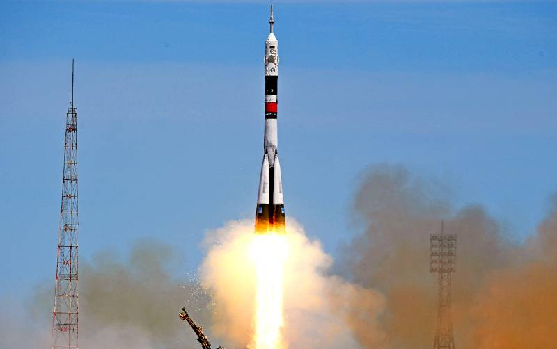 Самый-самый: Космический корабль Союз-МС