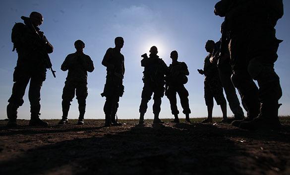На Донбасс хлынули добровольцы, остановить их невозможно
