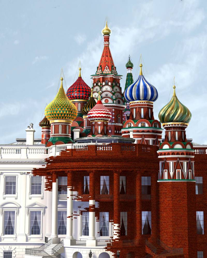 Русские начинают и выигрывают