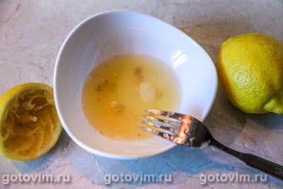 Лимонад из клубники и каркаде, Шаг 06