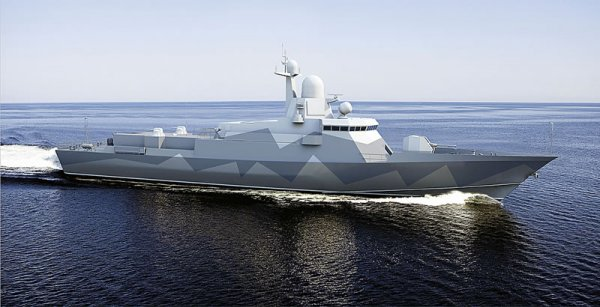 """НАТО просто негодует из-за очередного нового корабля проекта «Каракурт» - """"Шквал"""""""