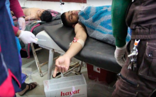 Боевики «Джебхат Ан-Нусра» применила химоружие на юге провинции Идлиб