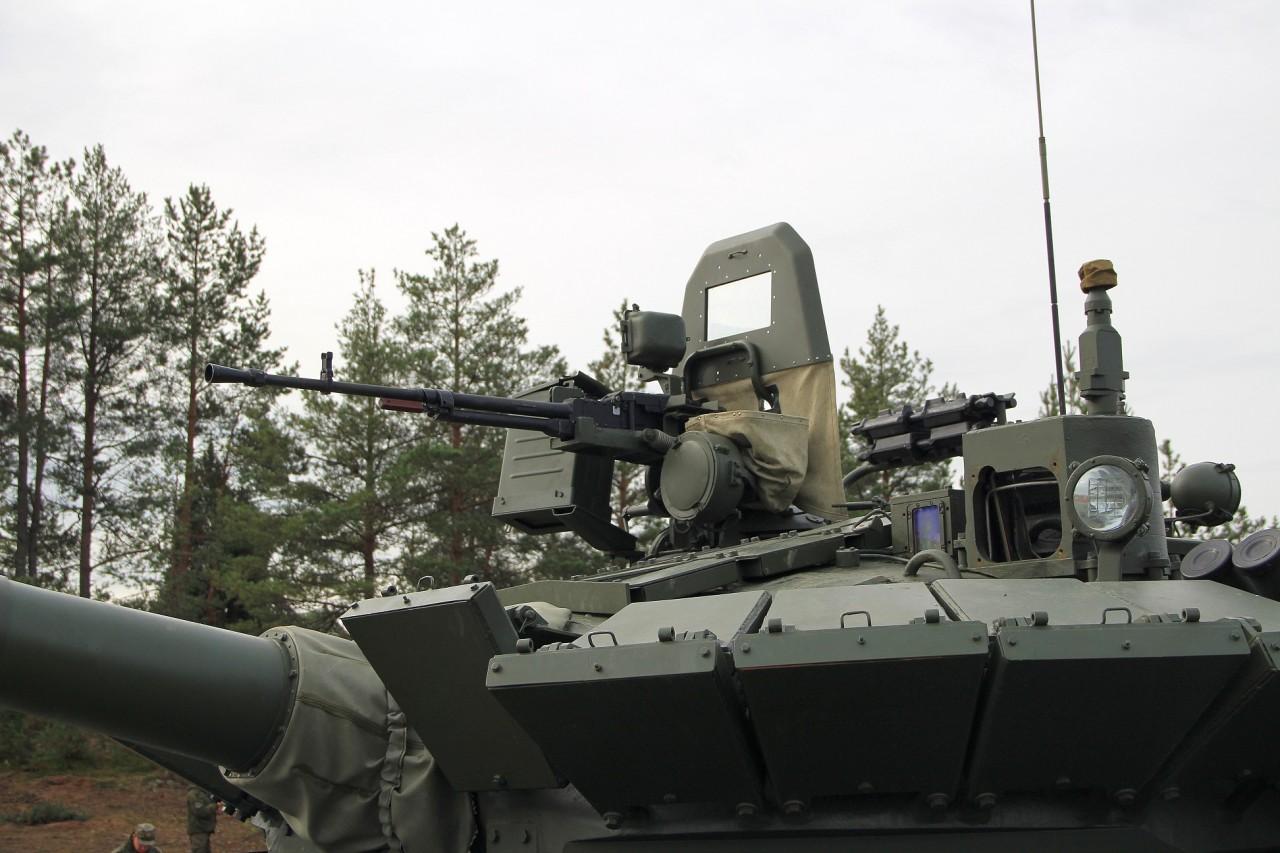 В 2017 году должны быть серийно модернизированы первые десять танков Т-80БВ