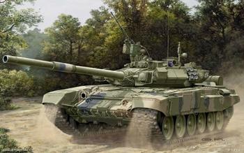 Российский танк вошел в пятерку мощнейших танков мира