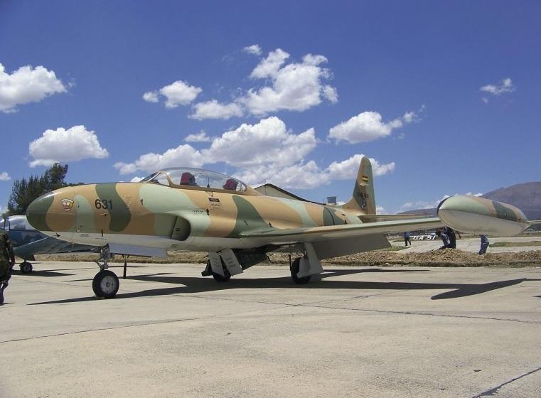 Последние в мире самолеты Т-33 покинули службу