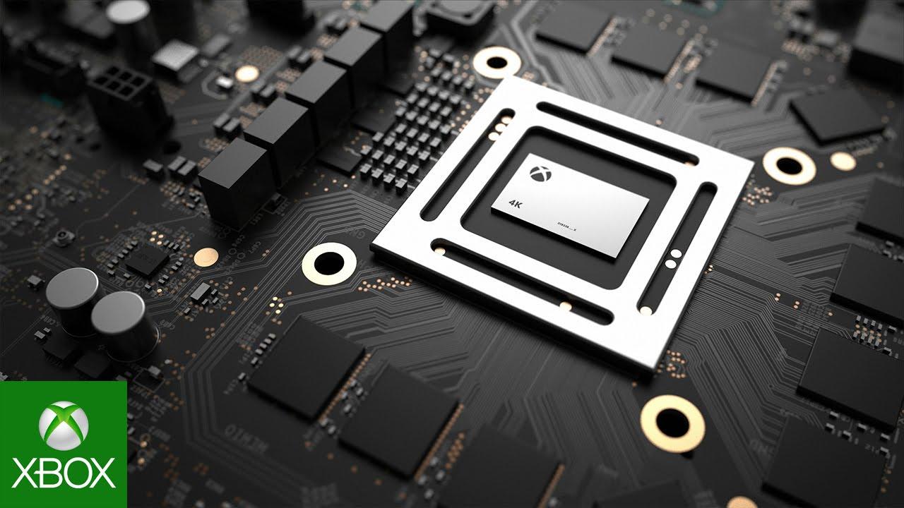 Project Scorpio от Microsoft: будет ли поддержка разрешения 4К?