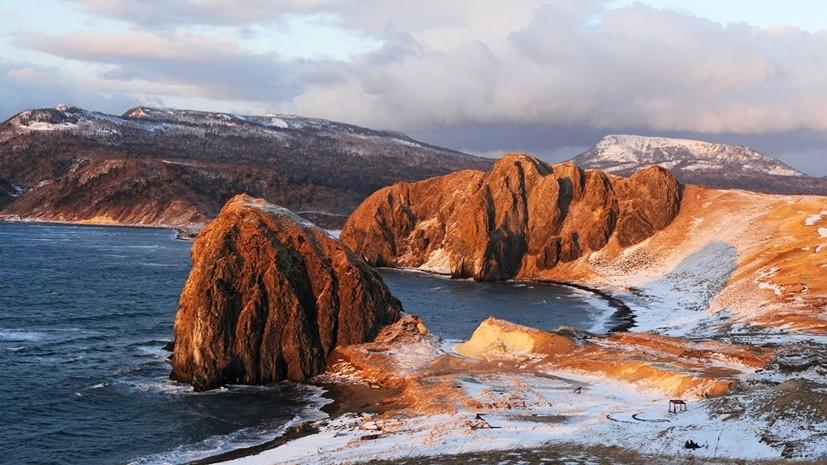 На Курилах планируют провести опрос о принадлежности островов