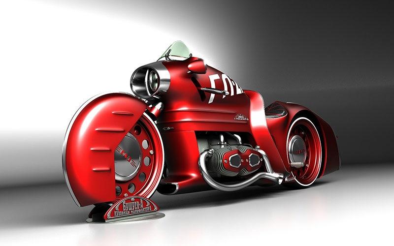Невероятных кастомы из старых советских мотоциклов