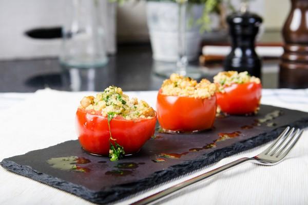 Фаршированные помидоры: рецепт