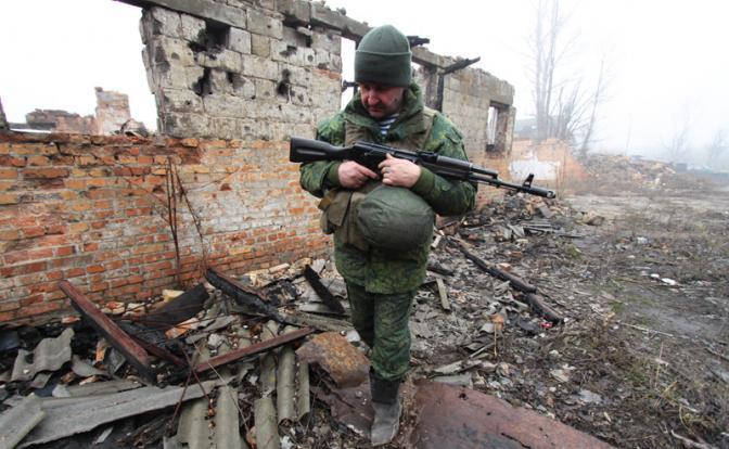 Будни донбасского перемирия: Обстрелы, диверсии, теракты