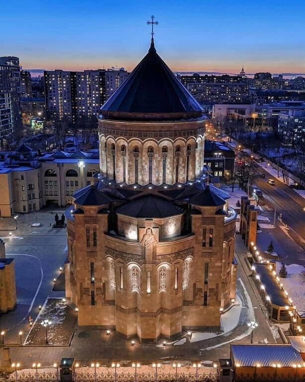 Кафедральный собор Святого Преображения Господня в Москве