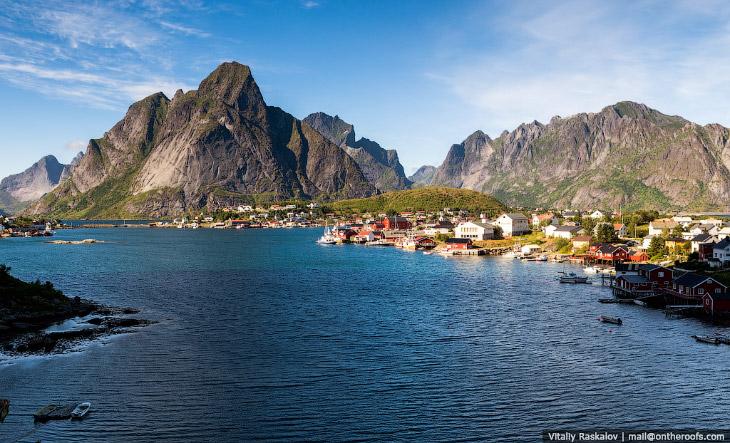 Страна викингов Норвегия