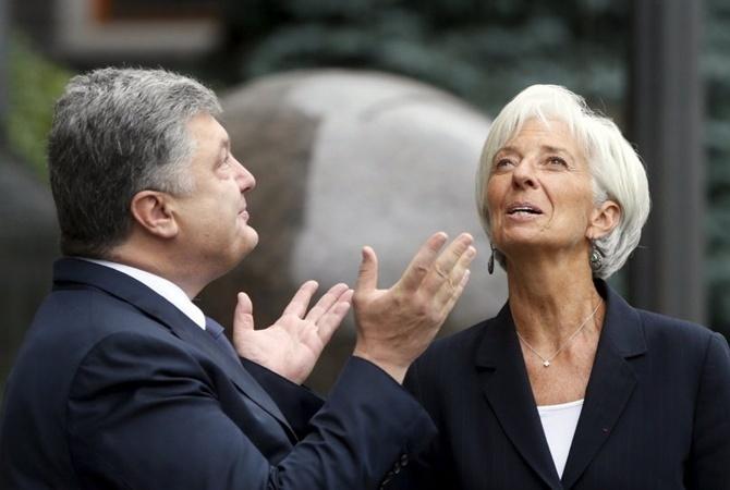 Украинские «сукины сыны» МВФ