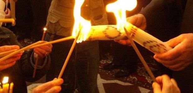Схождение Благодатного огня: как это происходит
